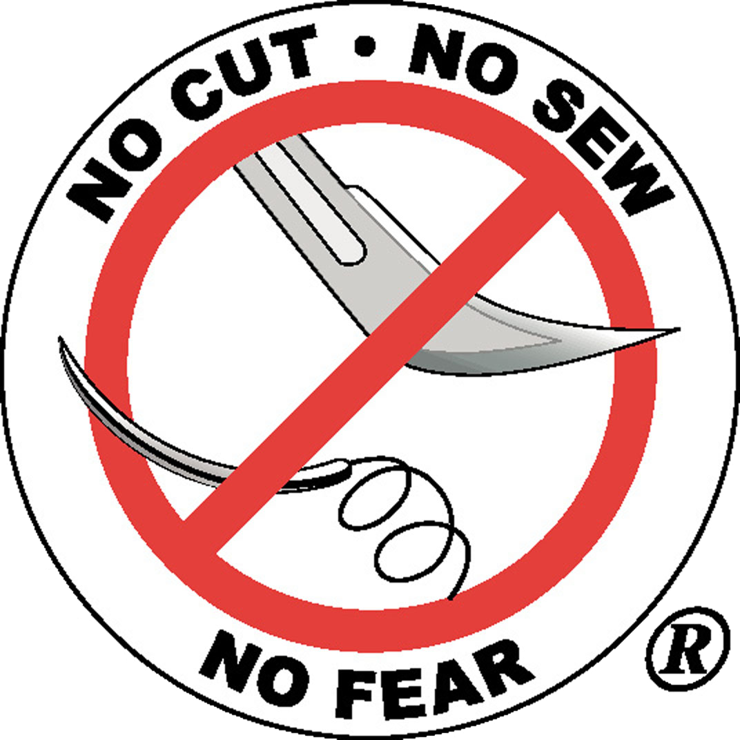 No Cut, No Sew, No Fear